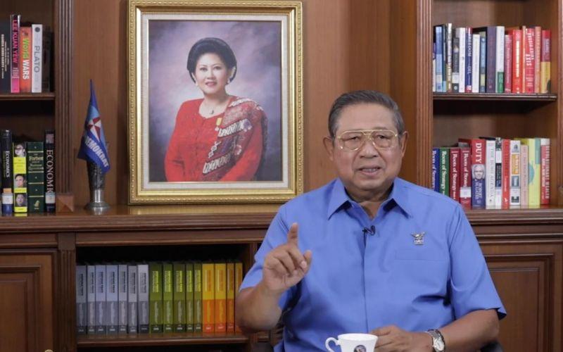 Analogi SBY dan Hitler Pedas Banget! Karetnya Dua