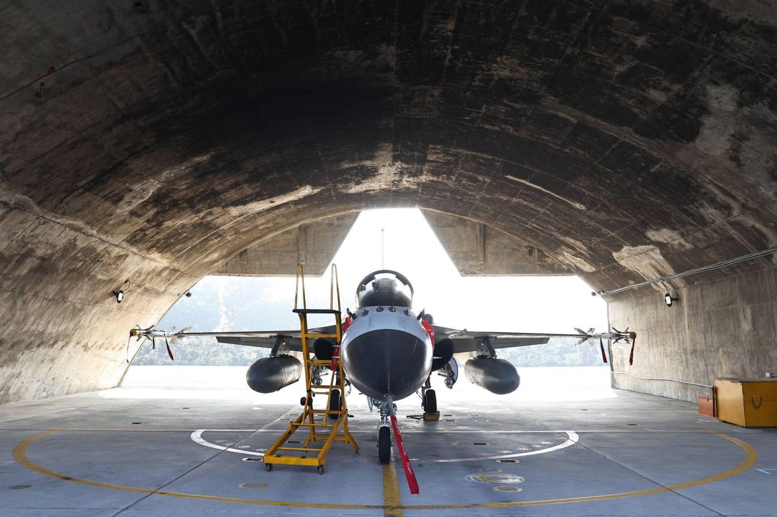 Jet tempur Taiwan. Foto: Reuters
