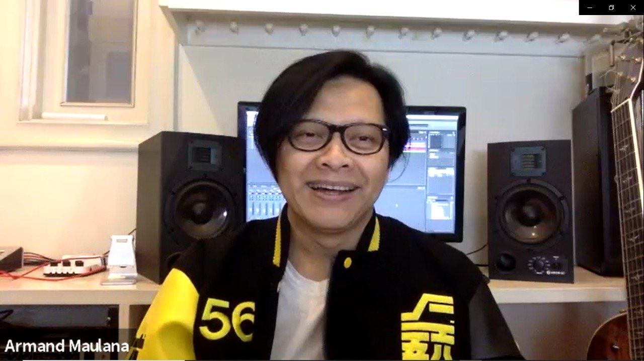Armand Maulana Ungkap Cara Baru Musisi Meriahkan Industri Musik