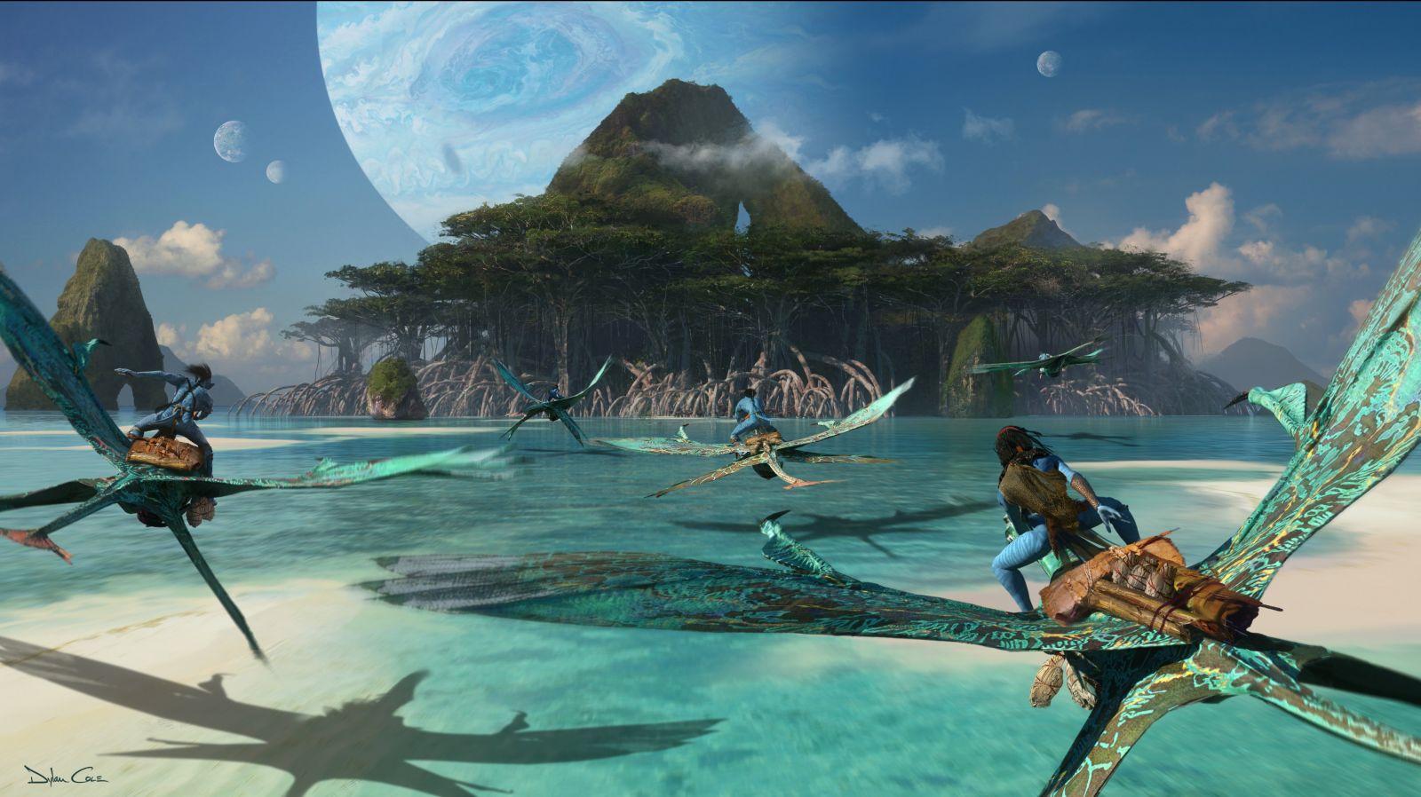Pekan Depan, Film Avatar 2 Mulai Syuting di Selandia Baru