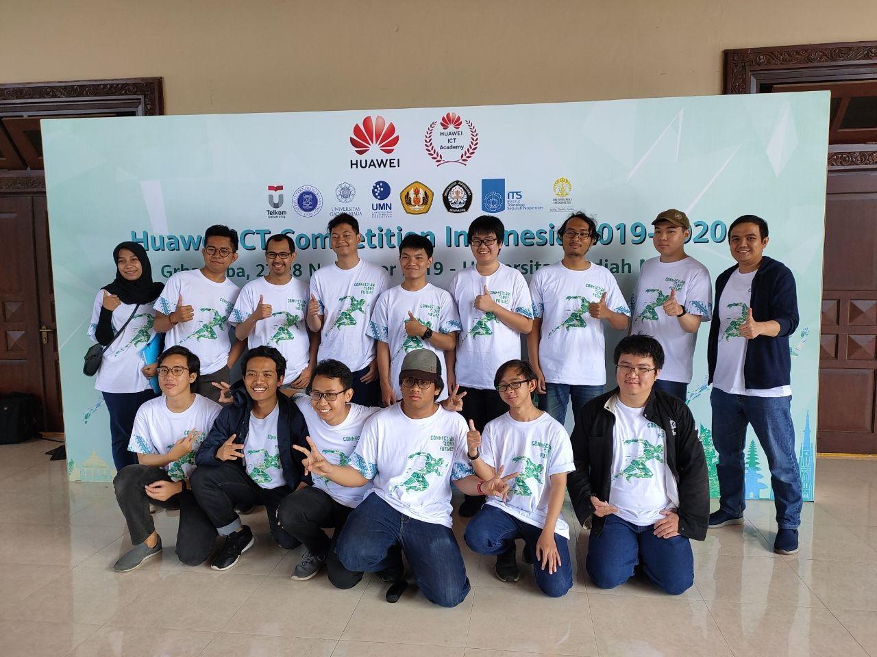 ITB Lolos ke Babak Final Huawei ICT Competition Tingkat Dunia