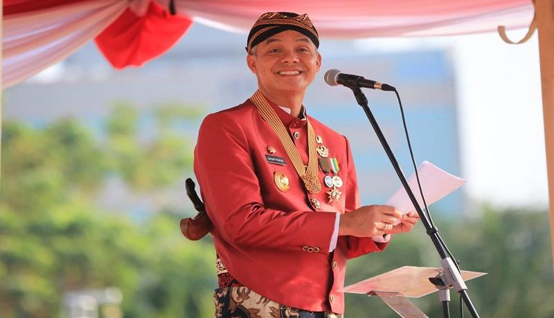 Gubernur Jawa Tengah Ganjar Pranowo. (dok)