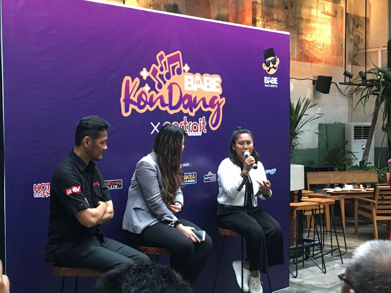 Lebih Kekinian, Pencarian Bakat Penyanyi Dangdut Melalui Aplikasi. Foto: Mia Kamila/GenPI.co