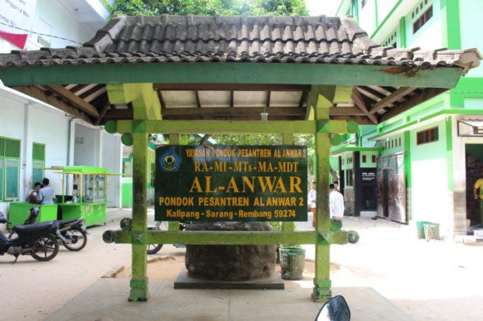 Yuk menengok Pondok Pesantren Al Anwar Sarang Rembang yang didirikan oleh leluhur kiai besar Indonesia, Mbah Maimun (Foto : Istimewa)
