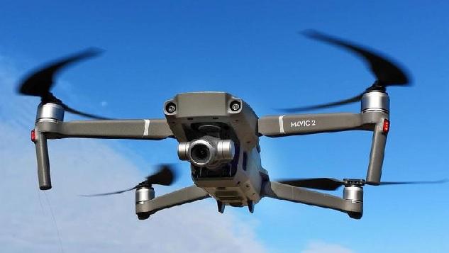 Ilustrasi Drone TNI (Foto: techadvisor.co.uk)