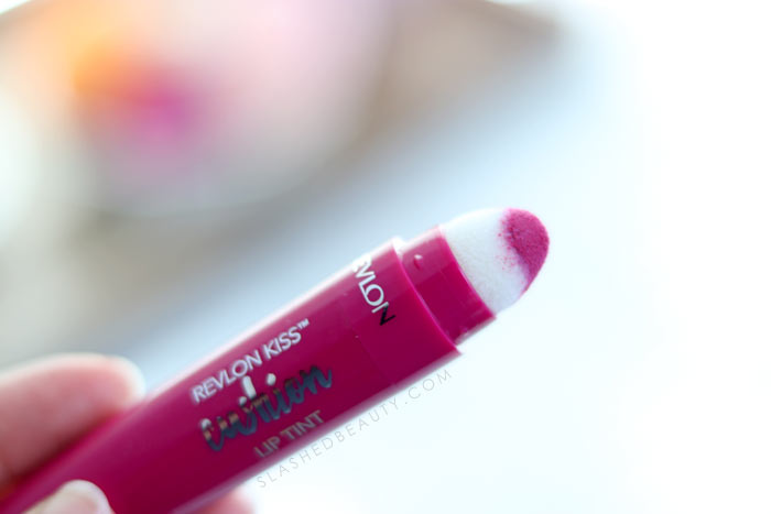 Revlon Kiss Cushion Lip Tint (Foto: Slashed Beauty)