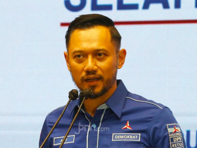 AHY Diminta Jangan Cengeng, Tiru Cara Megawati Selamatkan PDIP!