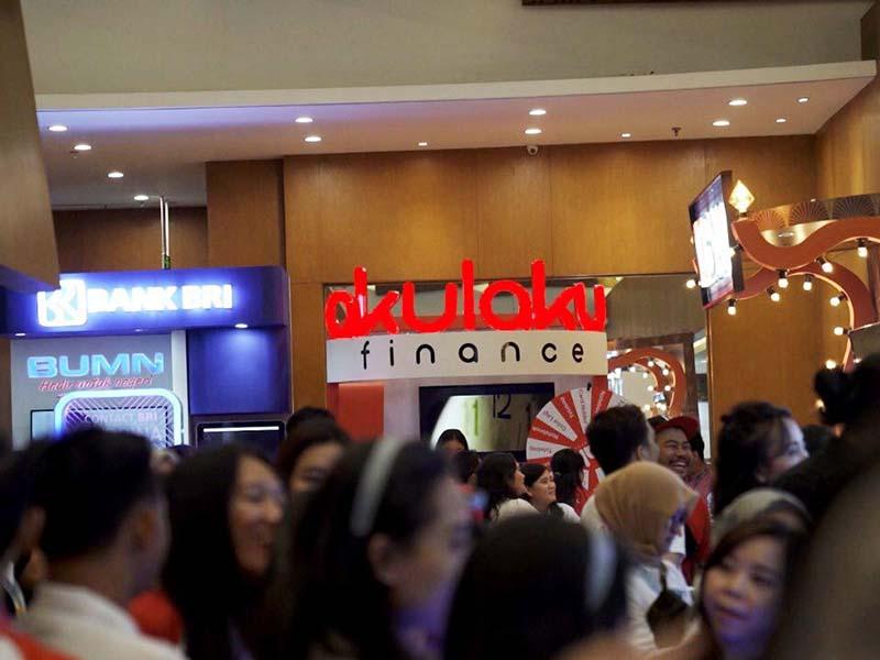 Akulaku Finance Indonesia. Foto: Jpnn.com