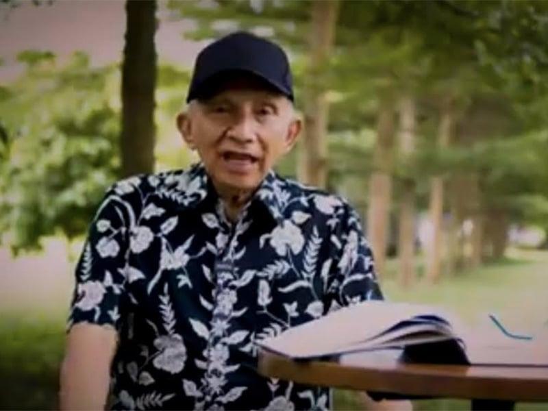Mendadak Amien Rais Murka, Jokowi Dikritik Habis-Habisan!