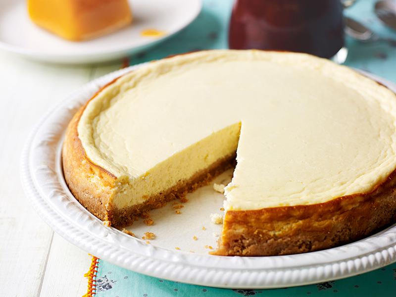 Cheesecake kukus. Foto: womanandhome.com