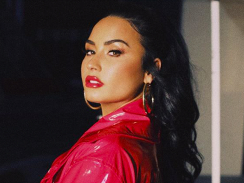 Tanpa Diet & Olahraga, Demi Lovato Bagikan Kiat Ampuh Turunkan BB