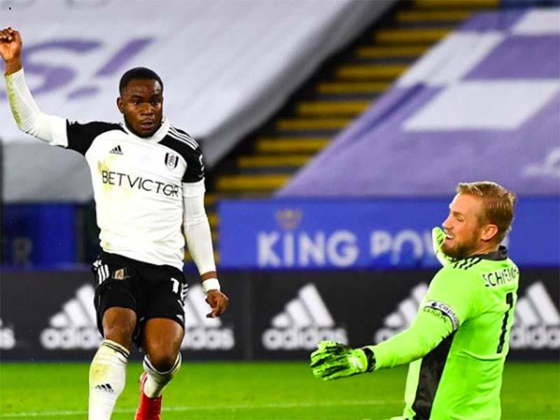 Leicester Vs Fulham The Foxes Tumbang 1 2 Di Kandang Sendiri