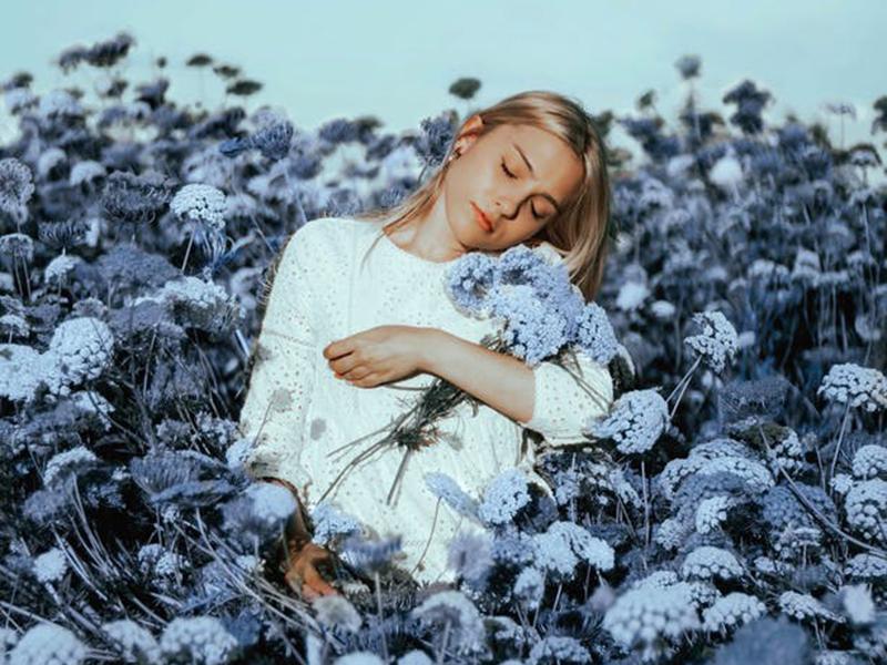Ilustrasi aroma lavender yang bisa membantu kamu tidur nyenyak. Foto: Pexels
