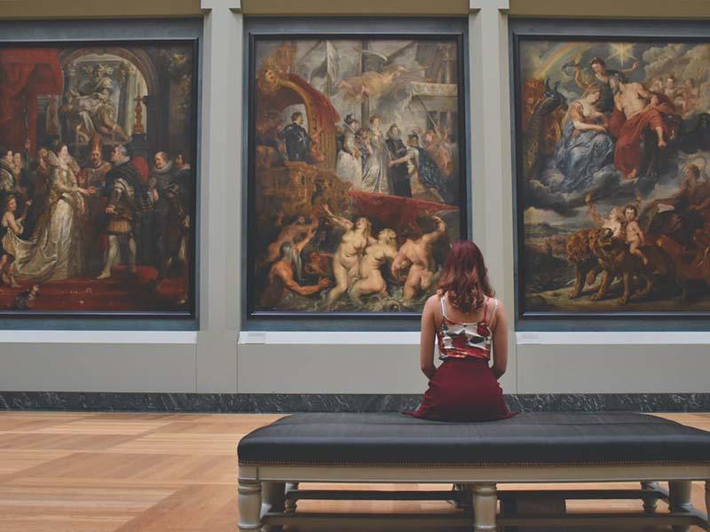 Ilustrasi museum. Foto: Pexels