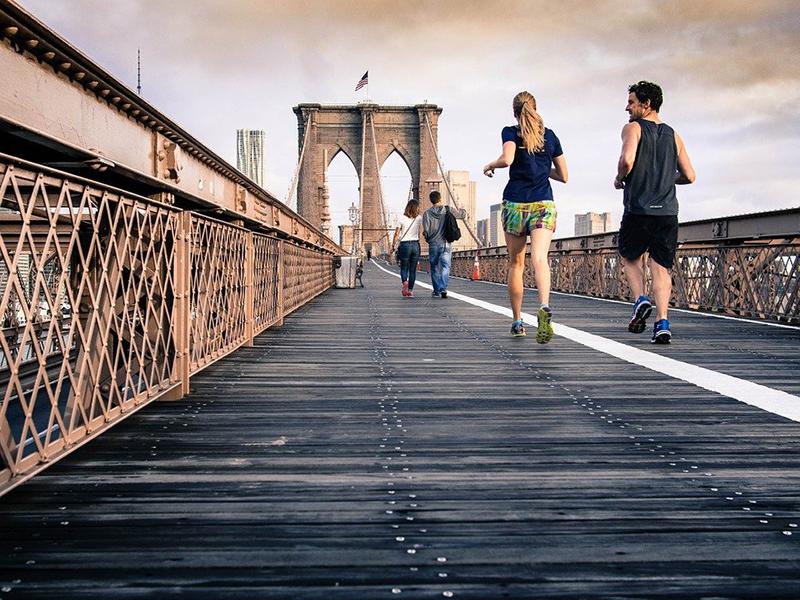 Ilustrasi olahraga lari. Foto: Pixabay