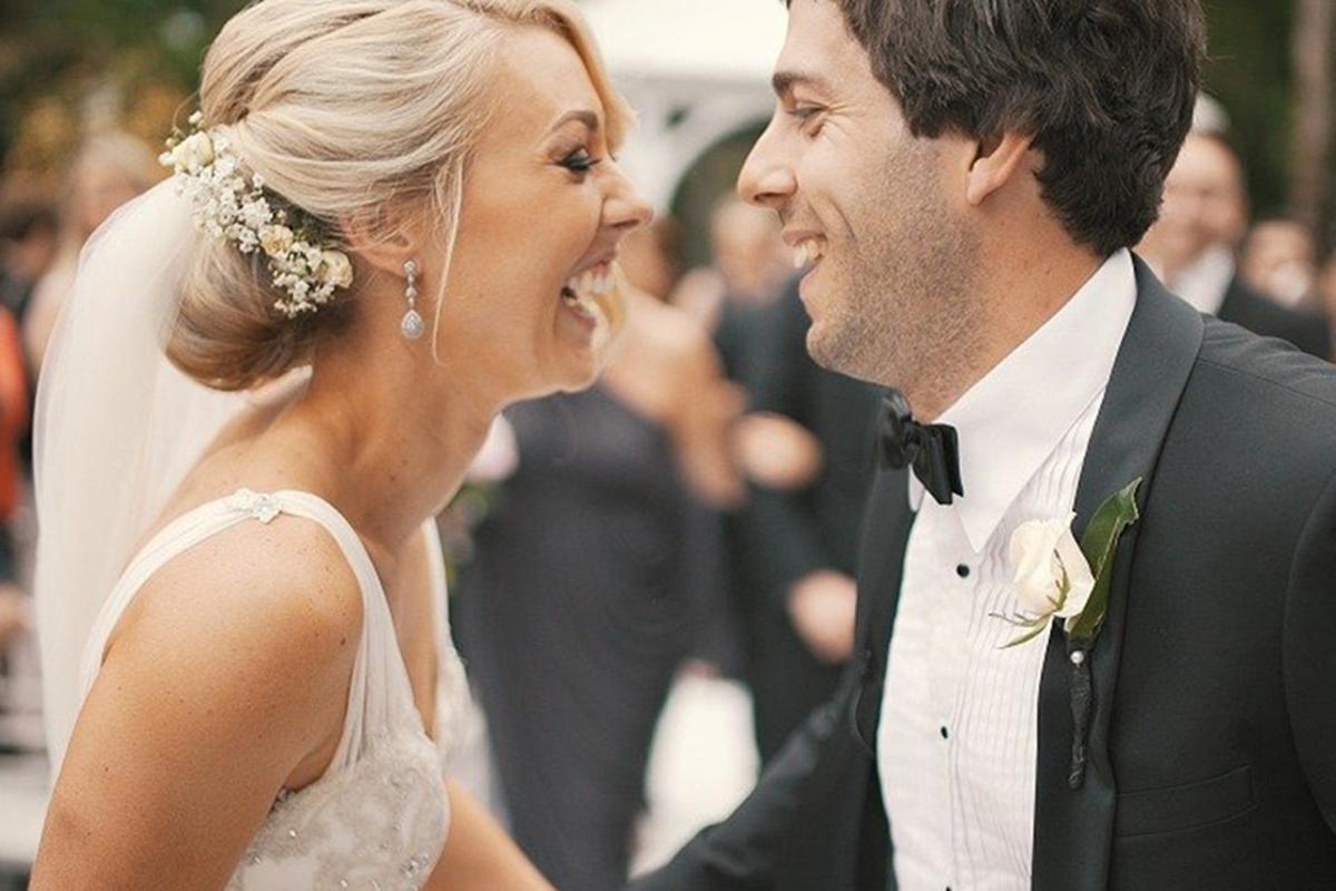 Ilustrasi pasangan menikah. Foto: Pixabay
