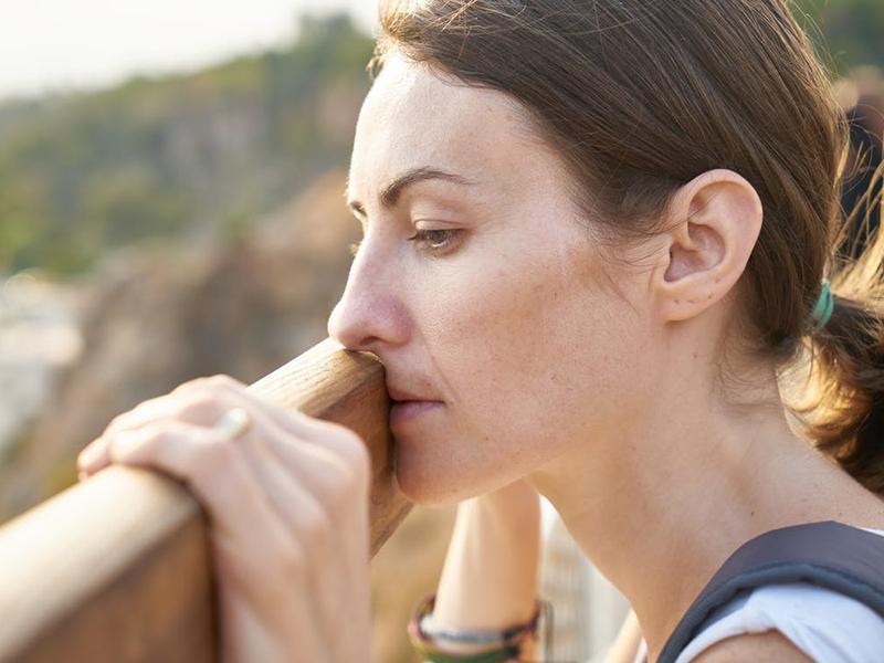 Ilustrasi perempuan yang mengalami masalah batin. Foto: Pexels