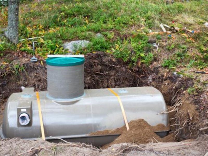 Ilustrasi septic tank. Foto: moving.com