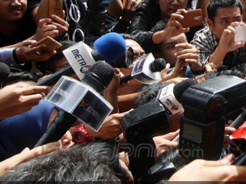 Ilustrasi wartawan. Foto: Dok. JPNN.com