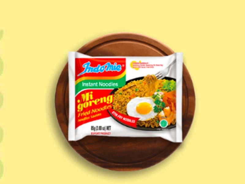 Indomie, merek mie instan yang sukses jadi kata ganti produk. Foto: indomie.com