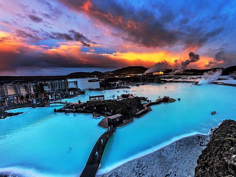 Blue Lagoon's Retreat Hotel, Islandia. Foto: The Luxe Voyager