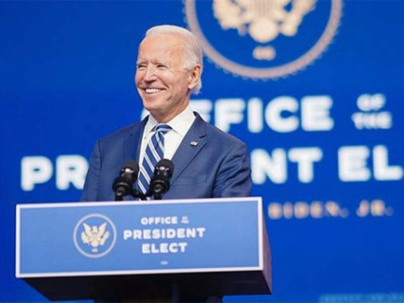 Joe Biden, calon presiden terpilih AS. Foto: Instagram @joebiden