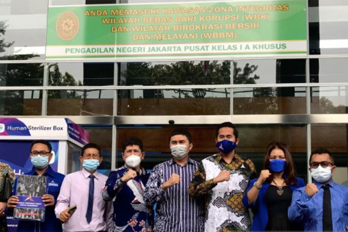 Somasi Kubu AHY Nggak Main-Main, Moeldoko Cs Harus Waspada!