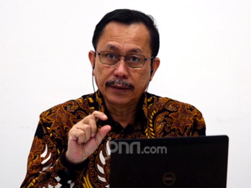 Ketua Komnas HAM RI Ahmad Taufan Damanik. Foto: JPNN.com/Ricardo