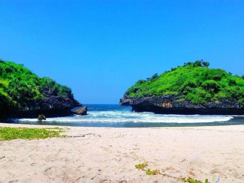 Pantai Sedahan. Foto: eksotisjogja.com
