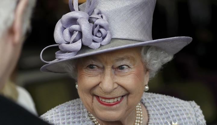 Ratu Elizabeth II. Foto: Daily Mail