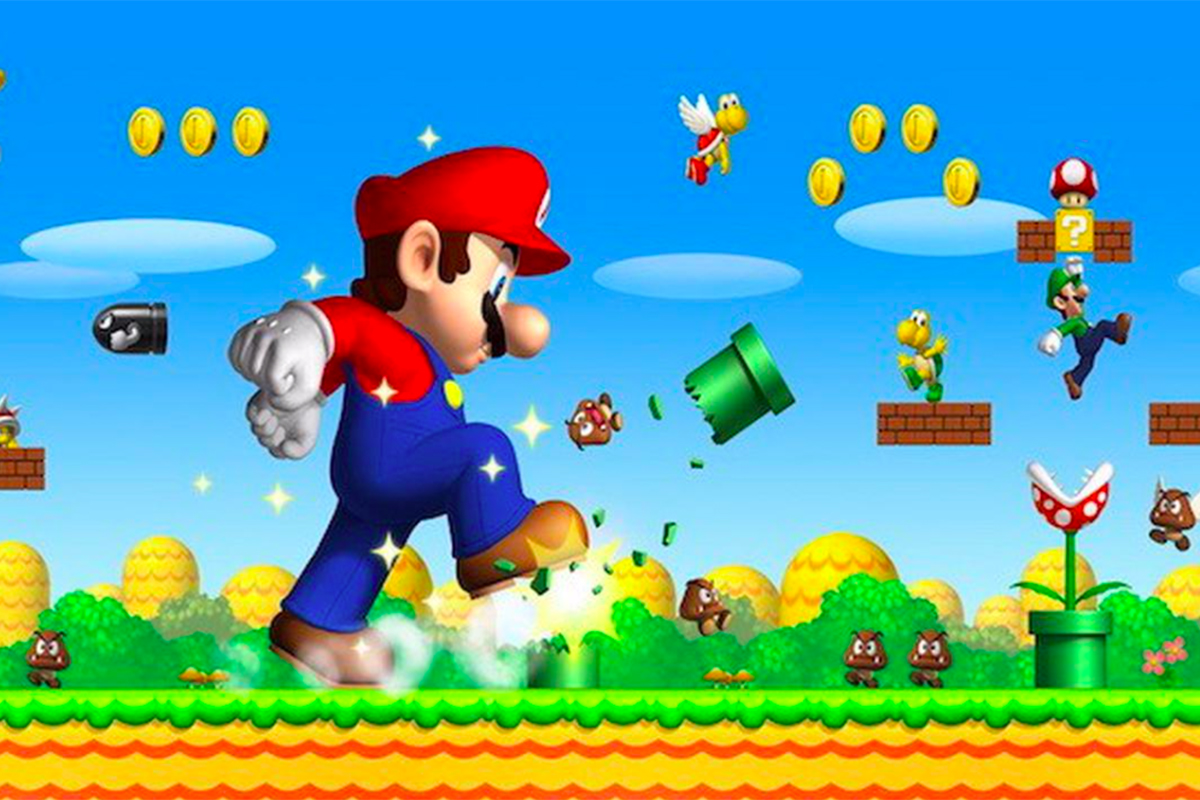 Super Mario Bros. Foto: Gamespot