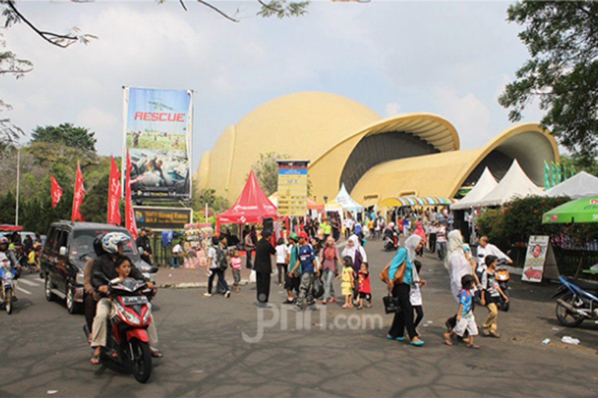 Taman Mini Indonesia Indah (TMII). Foto: JPNN.com/GenPI.co