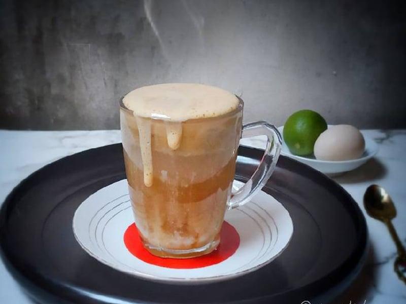 Teh Susu Telur Hangat Khas Medan Bernama Talua, Nih Resepnya!