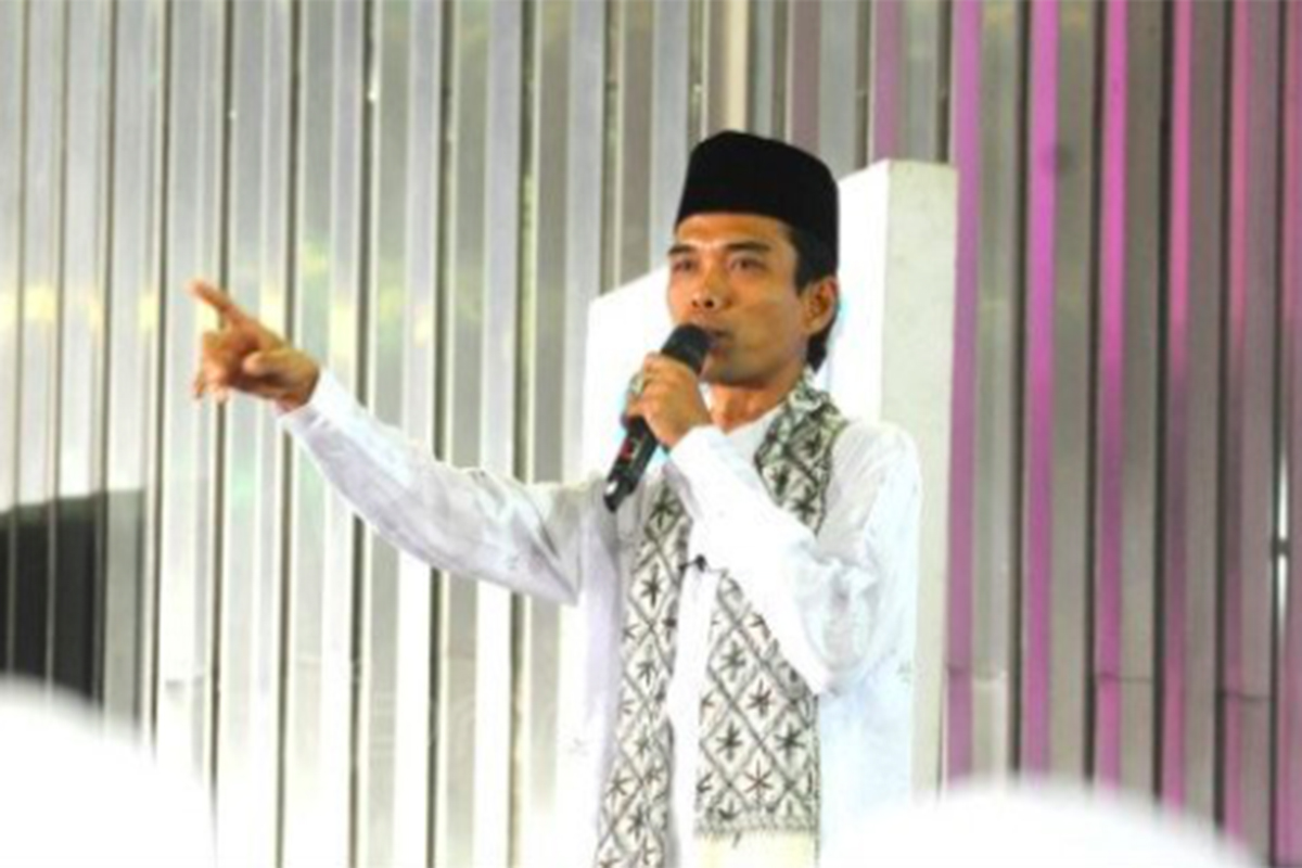 Ustaz Abdul Somad (UAS). Foto: Ricardo/JPNN.com/GenPI.co