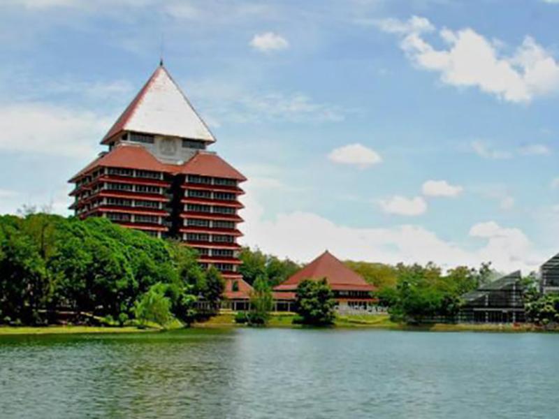 Universitas Indonesia. Foto: GenPI.co