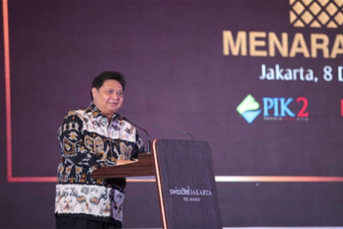 Menteri Koordinator Bidang Perekonomian Airlangga Hartarto. Foto: JPNN.com/GenPI.co
