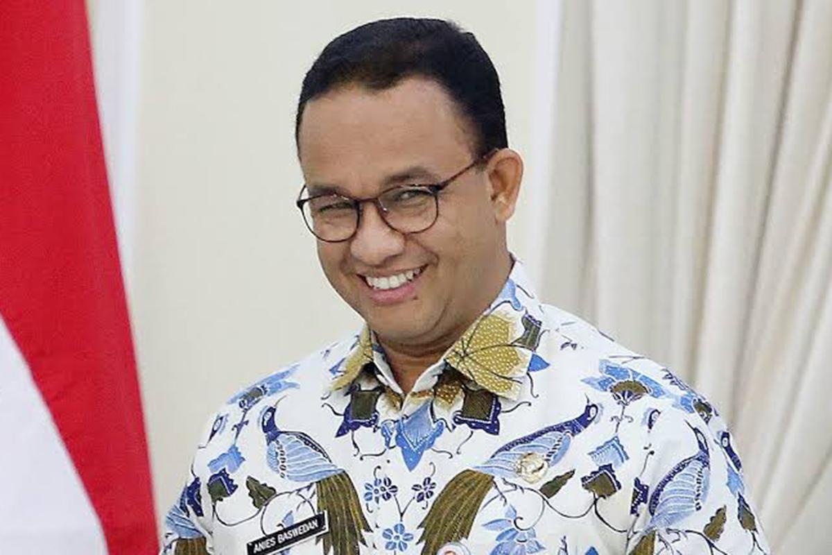 Gubernur DKI Jakarta Anies Baswedan. Foto: JPNN.com/GenPI.co