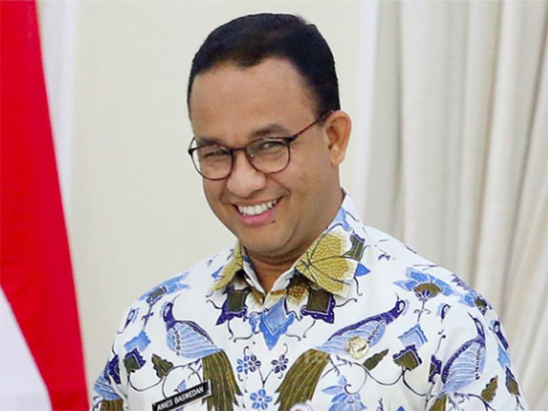 Gubernur DKI Jakarta Anies Baswedan. Foto: JPNN.com/Ricardo