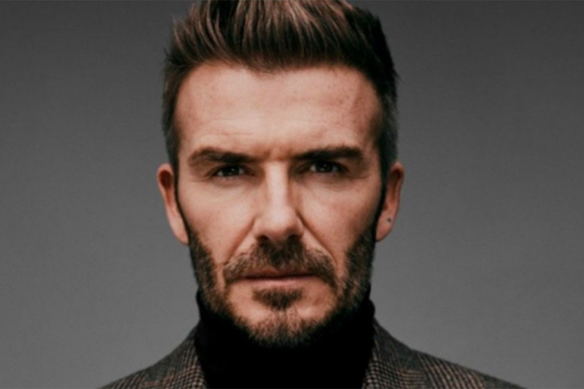 David Beckham Jadi Aktor, Bintangi Serial Disney Save Our Squad