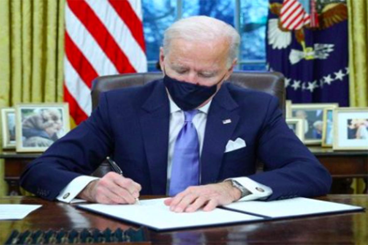 Presiden Amerika Serikat Joe Biden. Foto: JPNN.com/Reuters