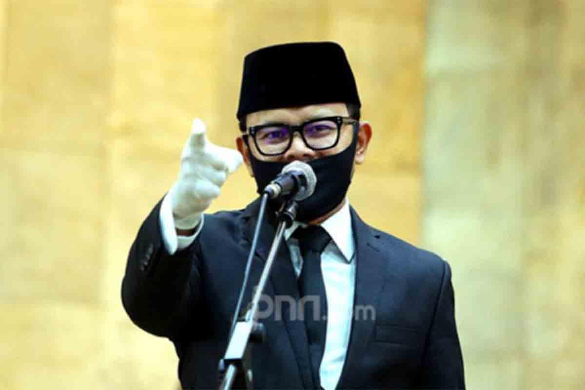 Wali Kota Bogor Bima Arya. Foto: Ricardo/JPNN.com/GenPI.co