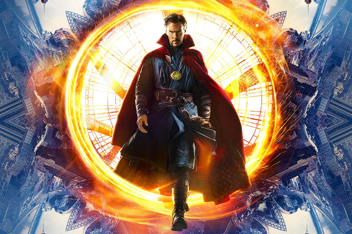 Bocoran Terbaru! Doctor Strange 2 Jadi Sekuel Serial WandaVision