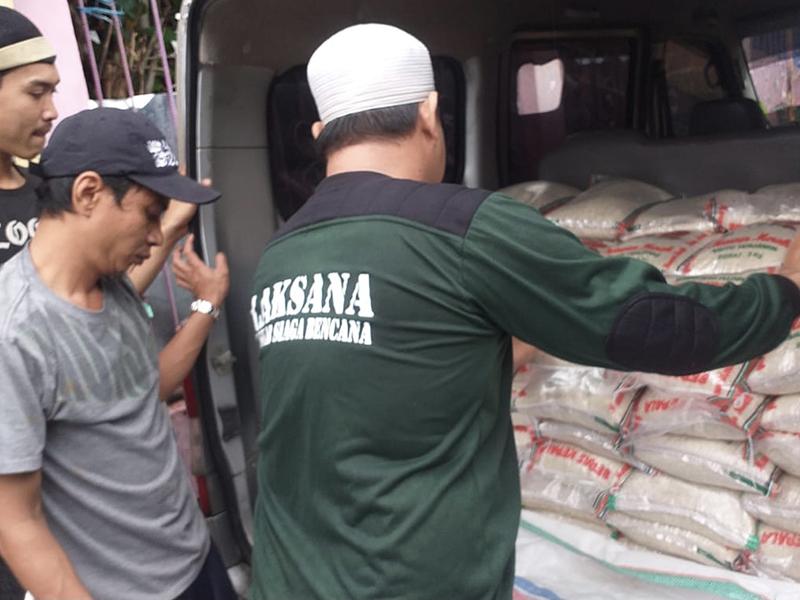 Rekening Diblokir, FPI Reborn Patungan Donasi Bencana Alam