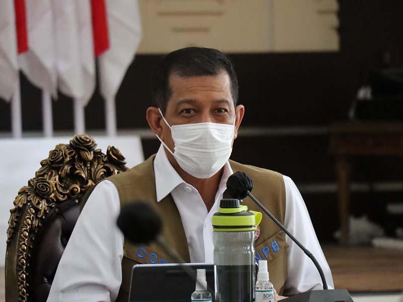 Ketua Satuan Tugas Penanganan Covid-19 Doni Monardo. Foto: BNPB