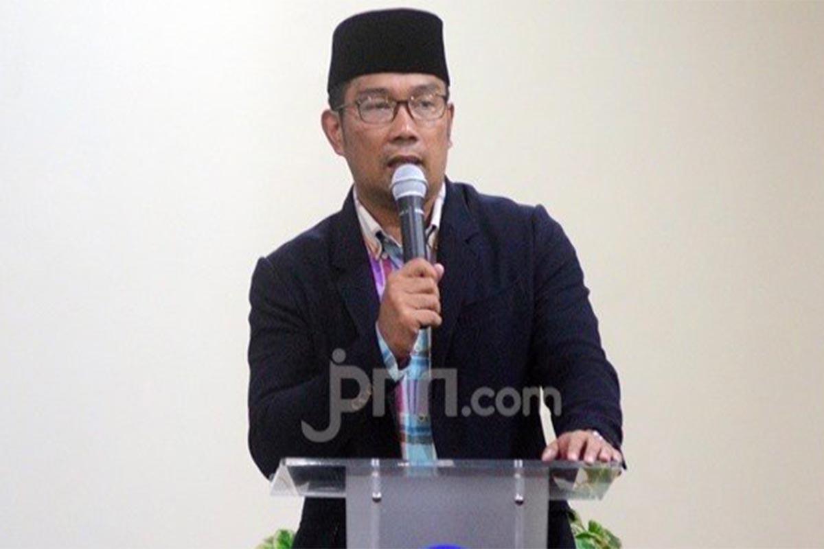 Gubernur Jawa Barat Ridwan Kamil. Foto: JPNN.com/GenPI.co