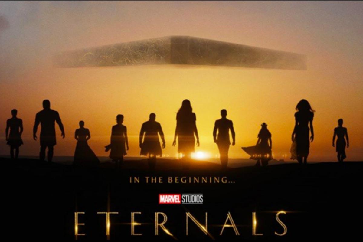 Eternals (2021). Foto: Marvel