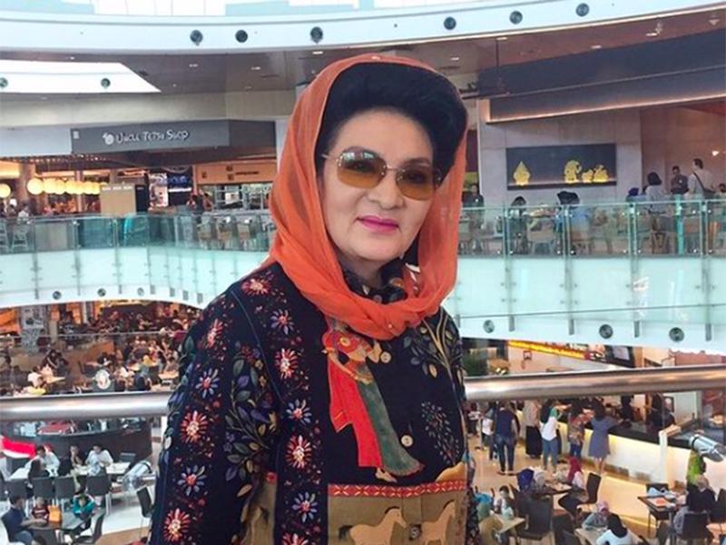 Farida Pasha. Foto: Instagram @ginasonia73