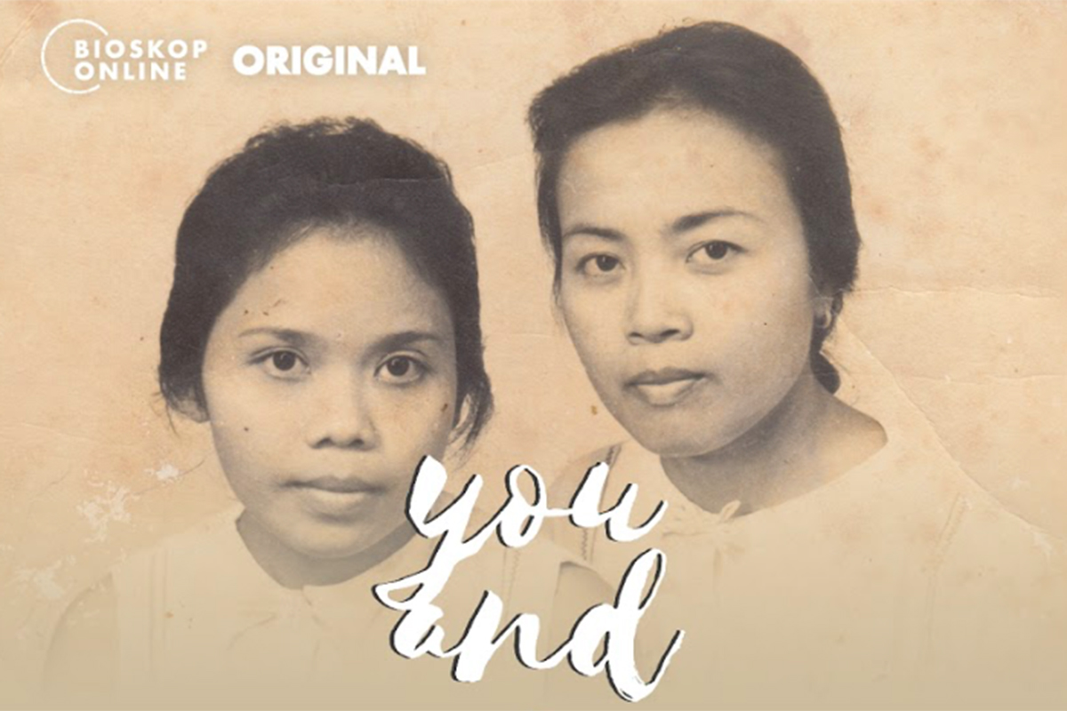 Film You and I berhasil meraih penghargaan di Festival Copenhagen. Foto: Dok. Bioskop Online