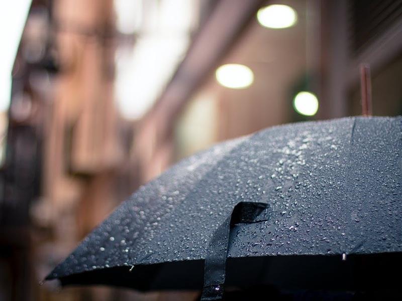 Ilustrasi hujan. Foto: Pexels