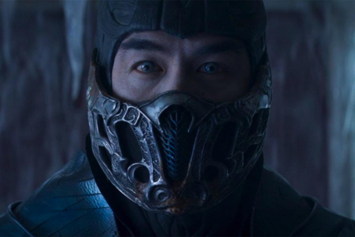 Joe Taslim sebagai Sub-Zero dalam film Mortal Kombat. Foto: Warner Bros.